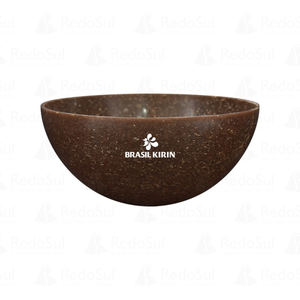 Mini Bowl em Fibra de Coco 240ml